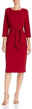 Adrianna Papell Tie-Waist Dress