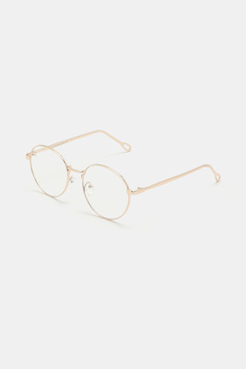 Ardene Round Glasses