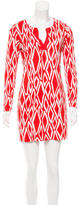 Diane von Furstenberg Silk Reina Dress