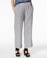 Eileen Fisher Pull-On Straight-Leg Pants, a Macy's Exclusive Style