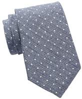 Tommy Hilfiger Village Dot Silk Tie