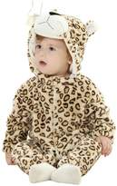 JOYHY Unisex Baby Infant Fluffy Rompers Cute Animal Costume Outfits