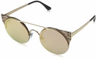 Bulgari Women's 0BV6089 128/T9 55 Sunglasses
