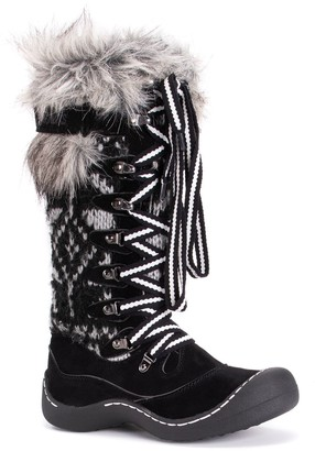 Muk Luks Gwen Women's Waterproof Winter Boots