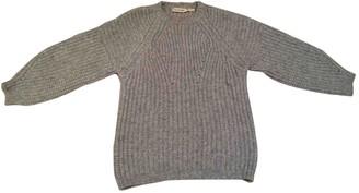 Etoile Isabel Marant Grey Cashmere Knitwear