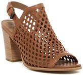 Matisse Centered Perforated Sandal
