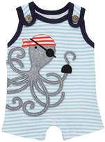 Mud Pie Pirate Octopus Romper