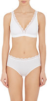Hanro Women's Maja Stretch-Cotton & Lace Soft Bra