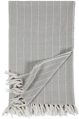 Pom Pom at Home Henley Throw - Oat