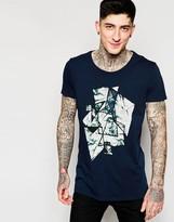 Scotch & Soda T-shirt With Artwork