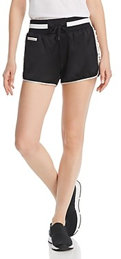 Blanc Noir Sutra Dolphin Shorts