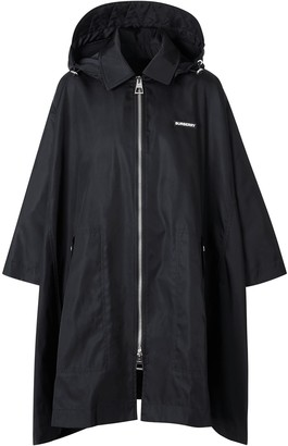 Burberry ECONYL rain cape
