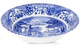 "Spode Blue Italian"" Cereal Bowl"