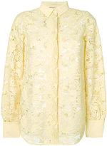 No.21 lace shirt