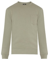 A.p.c. Worker Patch-pocket Cotton Sweater