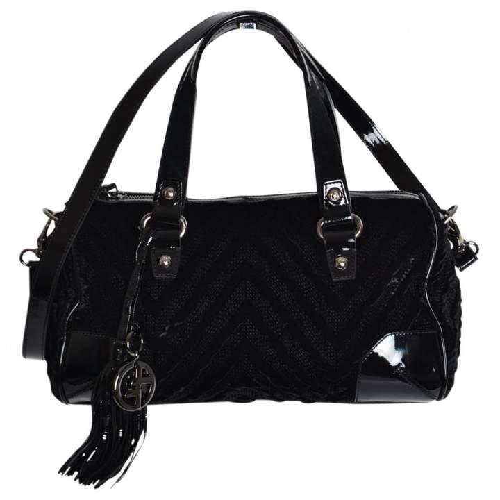 Giorgio Armani Velvet handbag