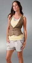 Dallas Leather Vest