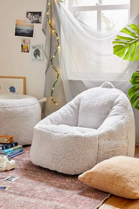 Urban Outfitters Amped Fleece Bean Bag Chair