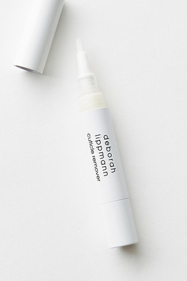 Deborah Lippmann Cuticle Remover Pen By in White