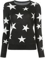 Anna Sui star knitted jumper