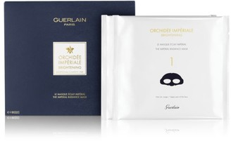 Guerlain Orchidee Imperiale Imperial Radiance Sheet Mask Set