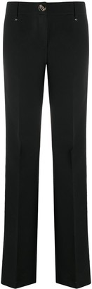 Liu Jo Wide-Leg High-Waisted Trousers