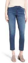 NYDJ Women's Nichelle Release Hem Stretch Ankle Jeans