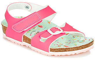 Birkenstock COLORADO girls's Sandals in Pink