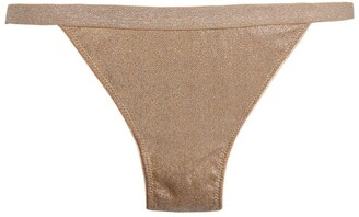 LOVE Stories Lurex Wild Rose Bikini Briefs