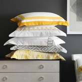 Williams-Sonoma Two-Tone Border Bedding