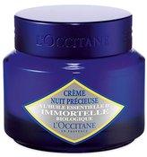 L'Occitane Immortelle Precious Night Cream, 1.7 fl. oz.