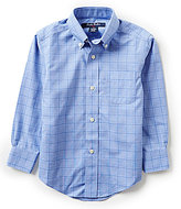 Brooks Brothers 4-20 Glen Plaid Dress Shirt