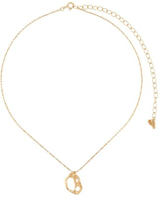 LOVENESS LEE Antha abstract-pendant necklace