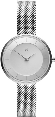 MVMT Womens Analogue Quartz Watch with Stainless Steel Strap D-FB01-S