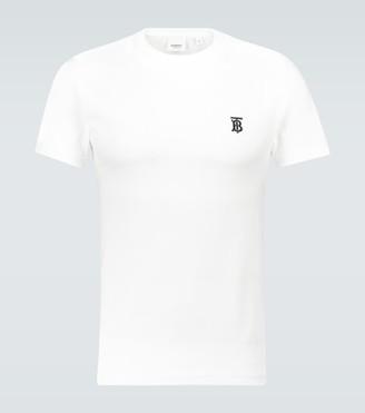 Burberry Parker cotton T-shirt