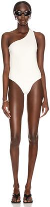 Sebastien Surie Swimsuit in White | FWRD