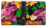 Patricia Nash Summer Evening Bloom Collection Murcia Wallet