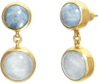 Gurhan Aquamarine Earring