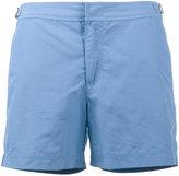 Orlebar Brown Pale Blue Setter swim shorts - men - Polyester - 28