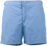 Orlebar Brown Pale Blue Setter swim shorts