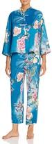 Natori Serene Mandarin Pajama Set