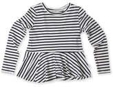 Boho Babe Scarlett Assymetrical Stripe Top