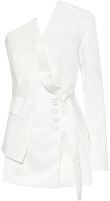 MATÉRIEL One-shoulder blazer