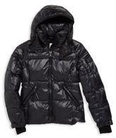 S13/Nyc Girl's Mogul Hooded Puffer Jacket