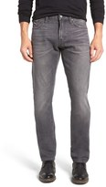 Jean Shop Slim Straight Leg Selvedge Jeans (West 4th Grey)