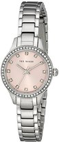 Ted Baker Women's 10023508 Glam Stainless Steel Bracelet Watch