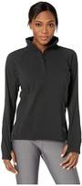 Mountain Hardwear Keeletm Pullover (Black) Women's Long Sleeve Pullover