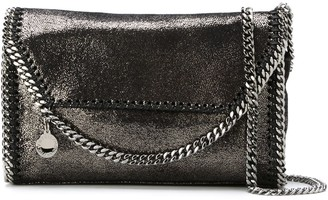 Stella McCartney metallic Falabella shoulder bag