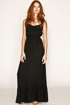 Twelfth St. By Cynthia Vincent by Cynthia Vincent Ruffle Slip Dress in Black