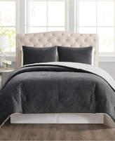 Pem America Truly Velvet 3-Pc. Reversible Full/Queen Comforter Set Bedding